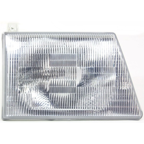 Vision Condor (Class C) Replacement Right (Passenger) Replacement Headlight Assembly