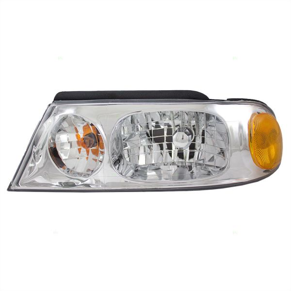 Jayco Firenza Left (Driver) Replacement Headlight Assembly