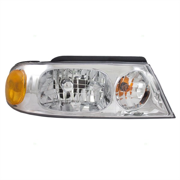 Jayco Firenza Right (Passenger) Replacement Headlight Assembly