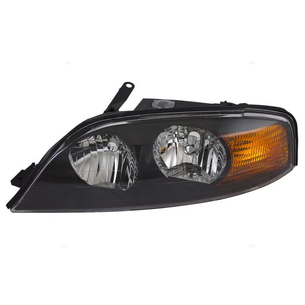 Safari Panther Left (Driver) Replacement Headlight Assembly