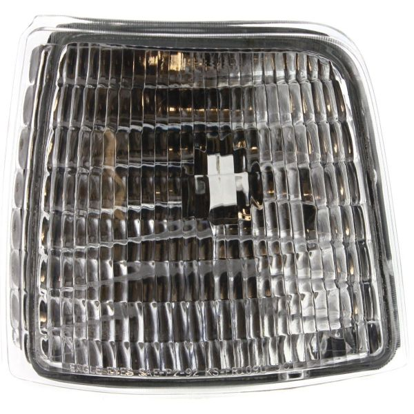 Tiffin Allegro Bus Left (Driver) Corner Side Marker Lamp Unit