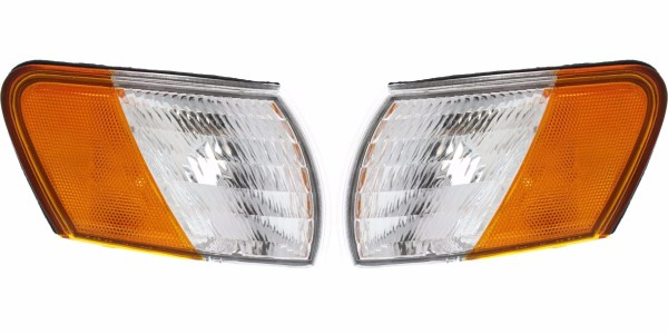 Damon Daybreak Corner Turn Signal Lamps Unit Pair (Left & Right)