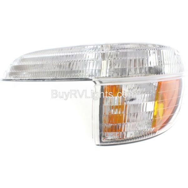 Alfa See Ya Gold Left (Driver) Corner Turn Signal Lamp Unit