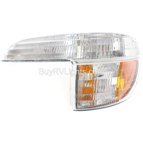 Country Coach Intrigue Ovation Left (Driver) Corner Turn Signal Lamp Unit