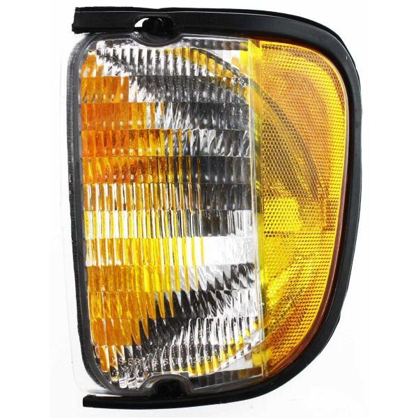 Vision Condor (Class C) Replacement Left (Driver) Replacement Corner Turn Signal Lamp Unit