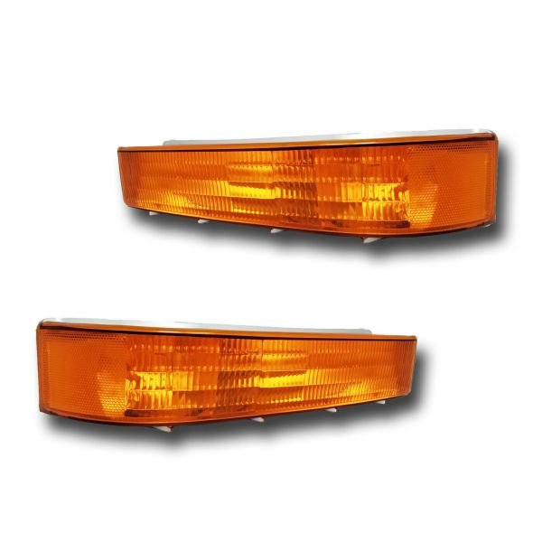 National RV Sea View Turn Signal Lamps Unit Pair (Left & Right)