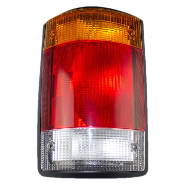 Travel Supreme Envoy Left (Driver) Replacement Tail Light with Gasket