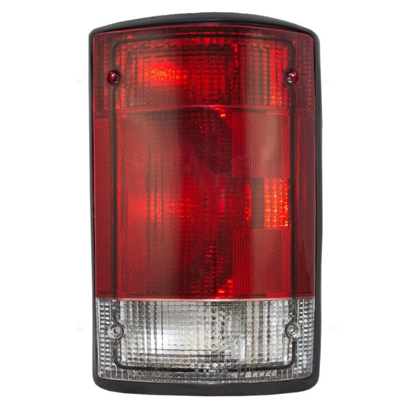 National RV Tradewinds Right (Passenger) Replacement Tail Light with Gasket