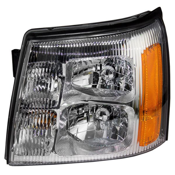 Damon Challenger Left (Driver) Replacement Headlight Assembly