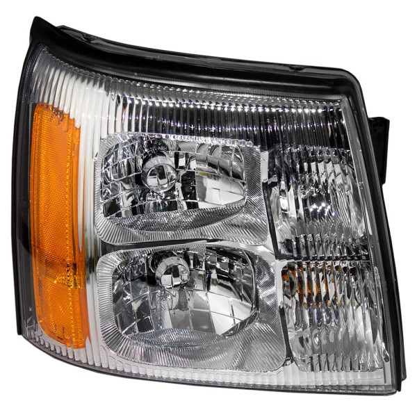 Damon Challenger Right (Passenger) Replacement Headlight Assembly