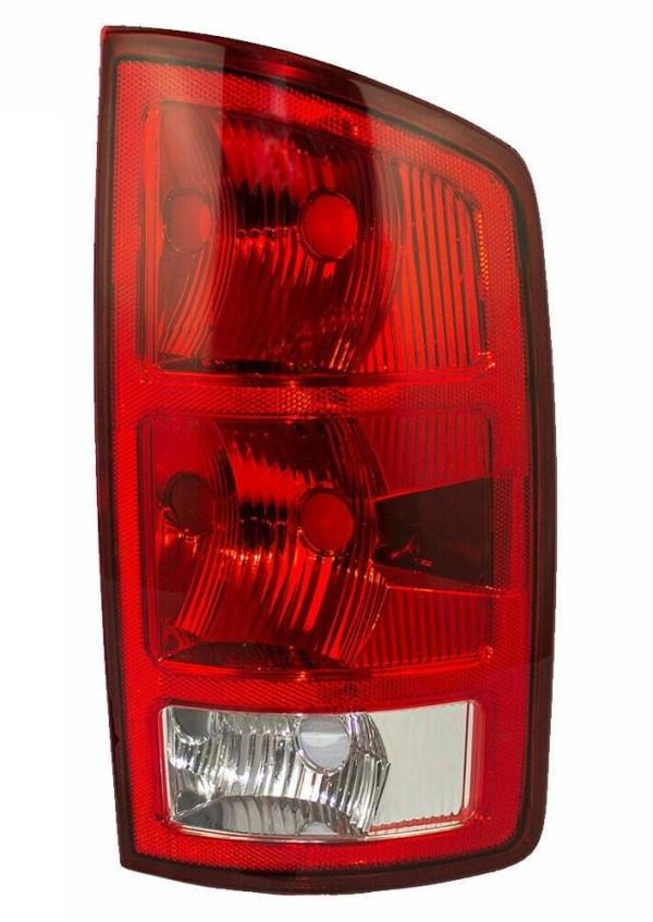 Safari Trek Right (Passenger) Replacement Tail Light Lens & Housing