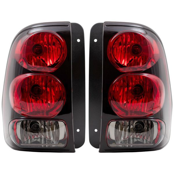 Newmar King Aire Upper Replacement Tail Light Assembly Pair (Left & Right)