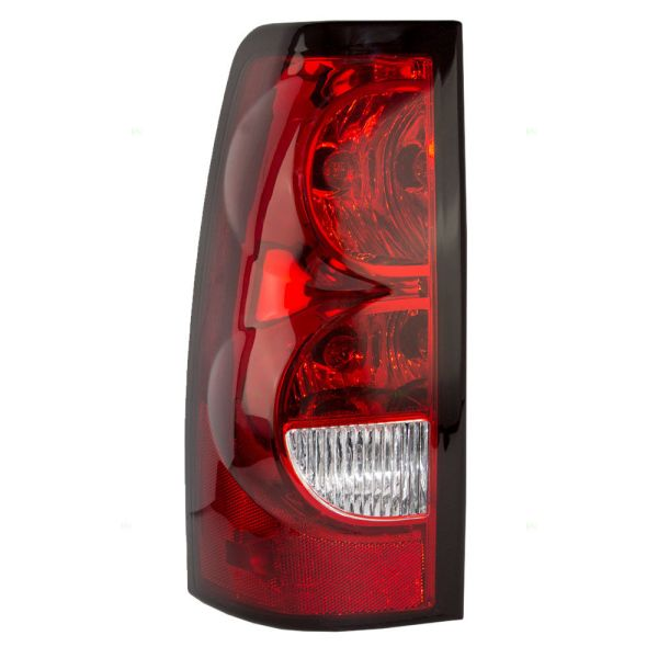 Monaco Dynasty Right (Passenger) Replacement Lower Tail Light with Bulb