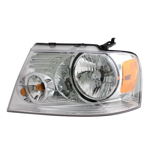 Monaco Dynasty Left (Driver) Headlight Unit