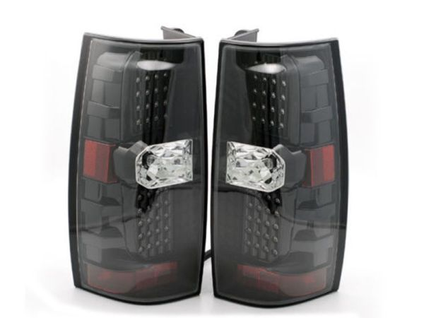Itasca Ellipse Replacement Upper Taillights Assembly Pair (Left & Right)
