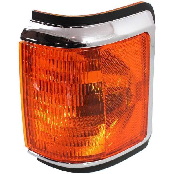 Country Coach Magna Left (Driver) Corner Turn Signal Lamp Unit