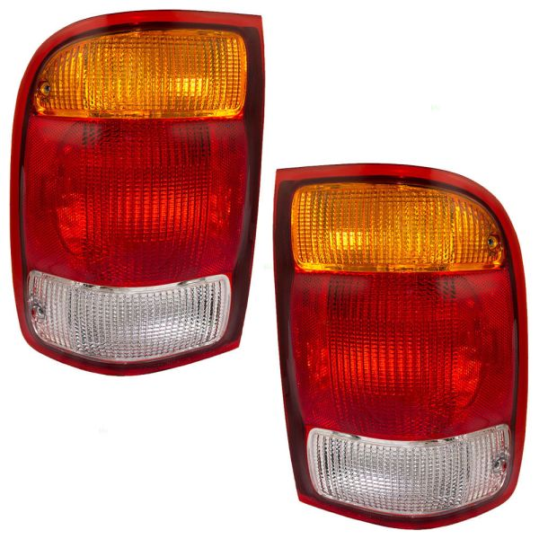Forest River Charleston  Replacement Tail Light Unit Pair (Left & Right)
