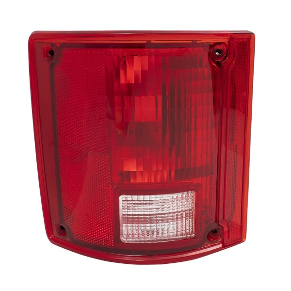 Holiday Rambler Ambassador Left (Driver) Replacement Tail Light Lens & Housing