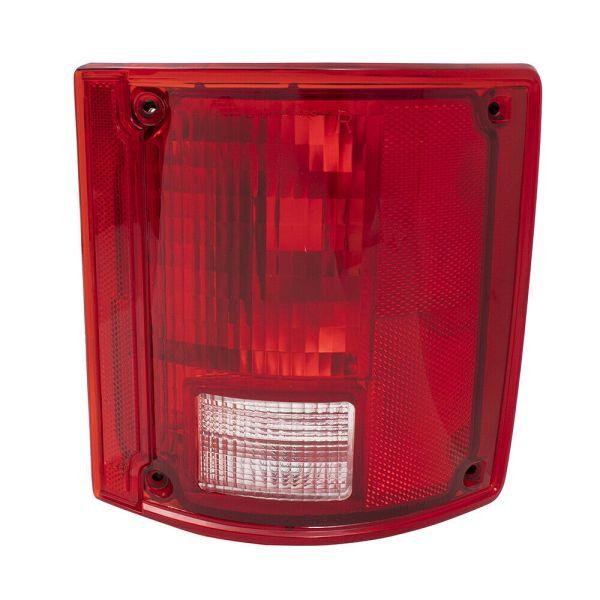 Safari Trek Left (Driver) Upper Replacement Tail Light Lens & Housing