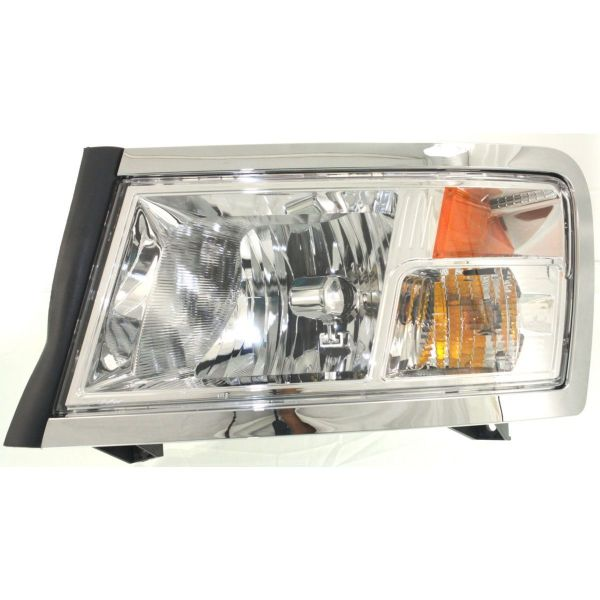 Newmar Canyon Star Left (Driver) Replacement Headlight Assembly