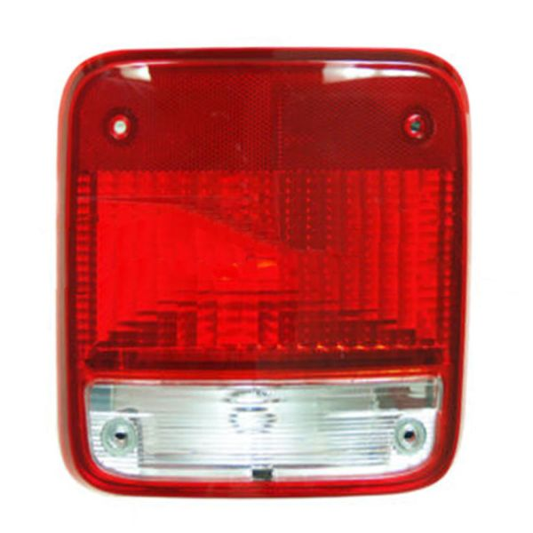 Winnebago Adventurer Left (Driver) Replacement Tail Light Rear Lamp Unit