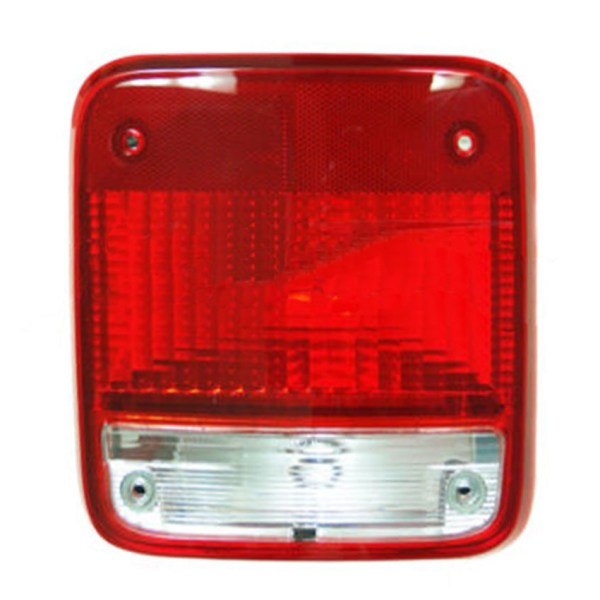 Fleetwood Bounder Right (Passenger) Replacement Tail Light Rear Lamp Unit