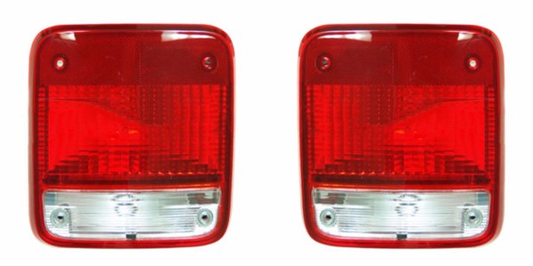 Winnebago Chieftain Replacement Tail Light Unit Pair (Left & Right)