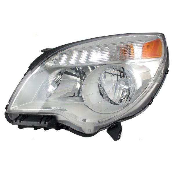 Tiffin Allegro Bus Left (Driver) Replacement Headlight Assembly