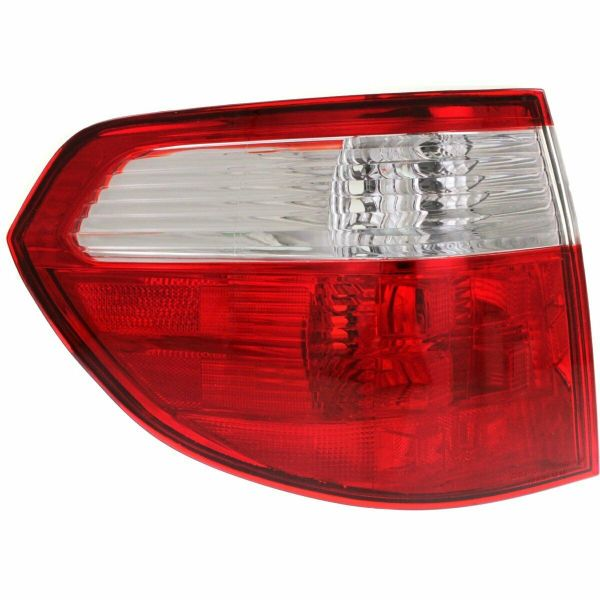 Tiffin Allegro Bus Lower Outer Left (Driver) Replacement Tail Light Rear Lamp Unit