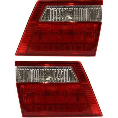 Tiffin Allegro Bus Upper Inner Tail Lights Rear Lamps Assembly Pair (Left & Right)