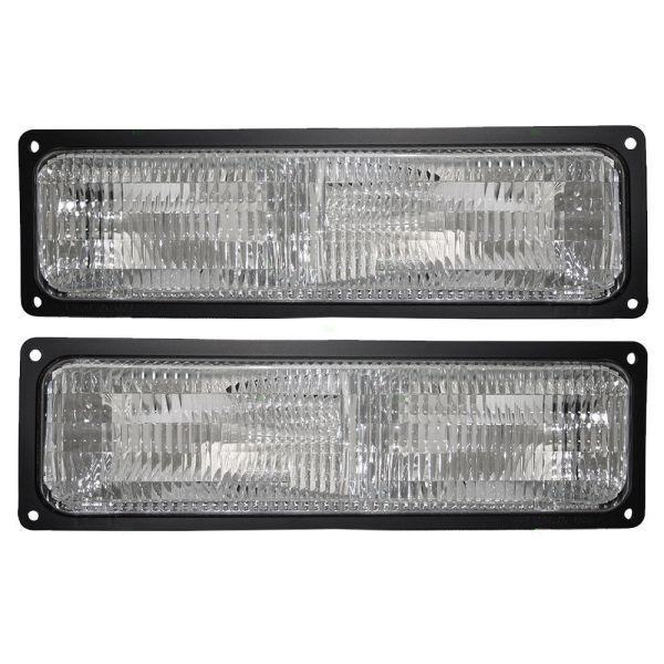 Tiffin Allegro Bay Turn Signal Lamp Unit Pair (Left & Right)