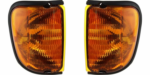 Itasca Sunstar Corner Turn Signal Lamps Unit Pair (Left & Right)