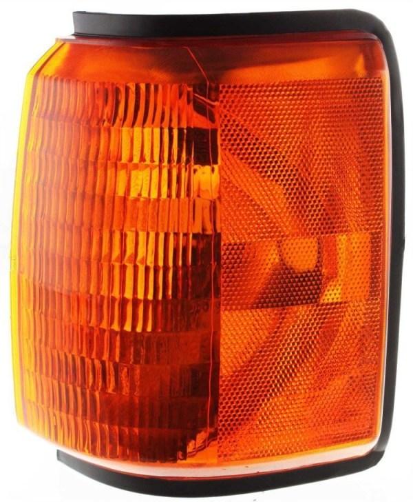 Monaco Monarch Left (Driver) Corner Turn Signal Lamp Unit