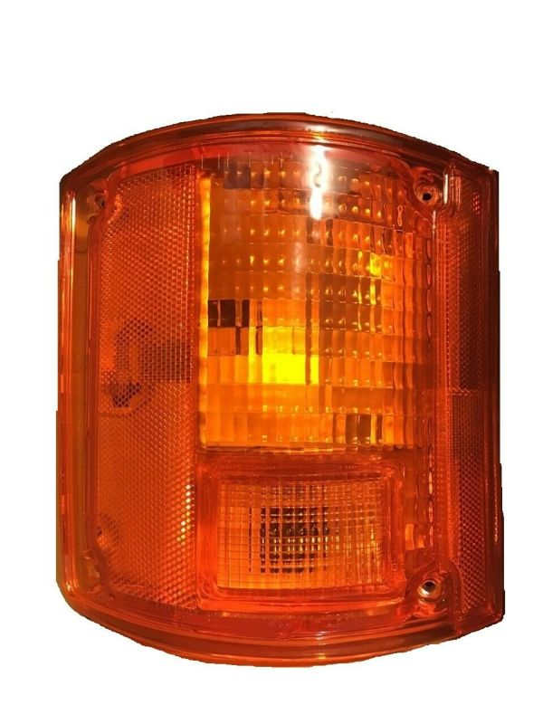 National RV Sea Breeze Left (Driver) Replacement Rear Turn Signal Light Lens & Housing