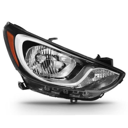 Tiffin Phaeton Right (Passenger) Headlight Assembly