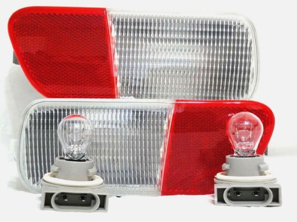 Tiffin Phaeton Replacement Rear Back Up Lamp Assembly Pair (Left & Right)