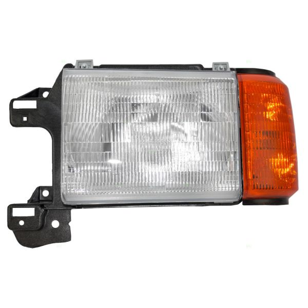 Country Coach Sedona Replacement Left (Driver) Replacement Headlight & Corner Light Assembly