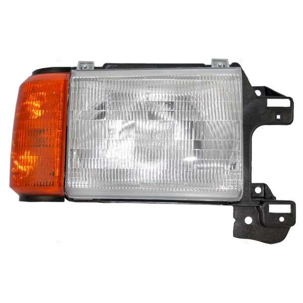 Monaco Windsor Replacement Right (Passenger) Replacement Headlight & Corner Light Assembly