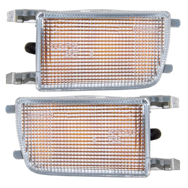 Newmar Mountain Aire (40 Ft & 41 Ft) Replacement Turn Signal Lamp Unit Pair (Left & Right)