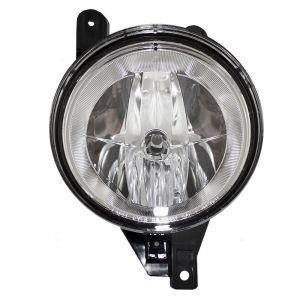 Fleetwood Revolution Left (Driver) Replacement Fog Light Assembly