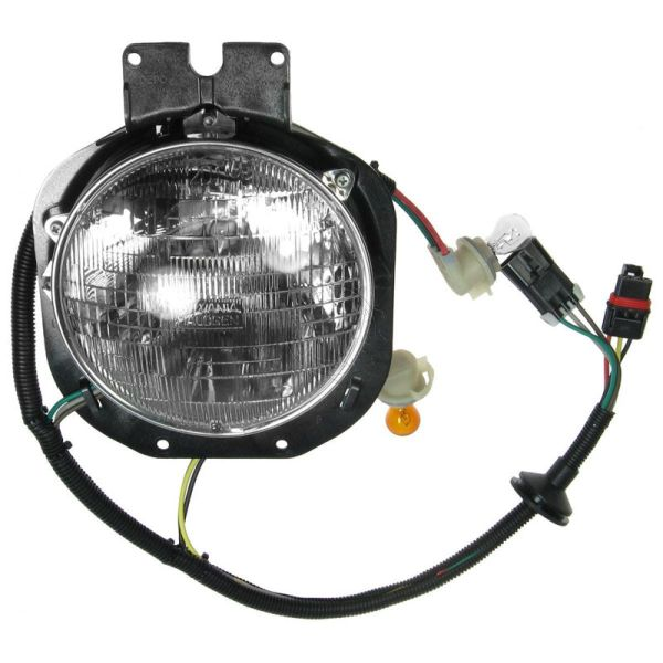 Safari Cheetah Left (Driver) Replacement Outer Headlight Assembly