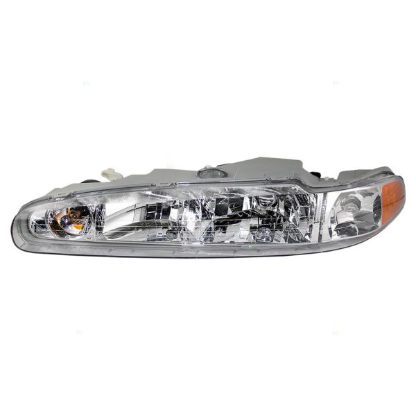National RV Tradewinds Left (Driver) Replacement Headlight Assembly
