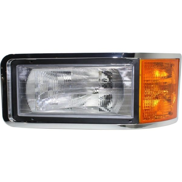 Travel Supreme Replacement Left (Driver) Replacement Headlight & Corner Light Assembly