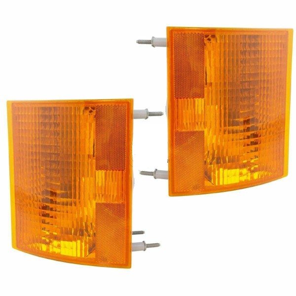 Travel Supreme Replacement Replacement Corner Lights Unit Pair (Left & Right)