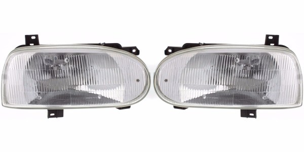 Itasca Sunflyer Replacement Headlights Assembly Pair (Left & Right)