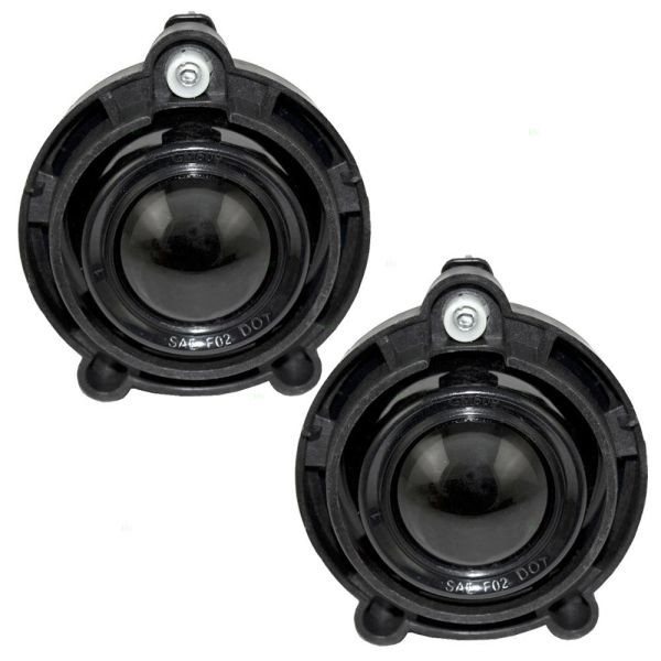 Thor Motor Coach Axis Replacement Fog Light Assembly Pair (Left & Right)