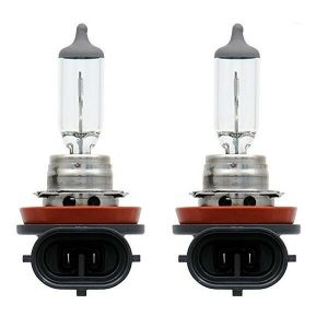 Damon Escaper Replacement Low Beam Headlight Bulbs Pair (Left & Right)