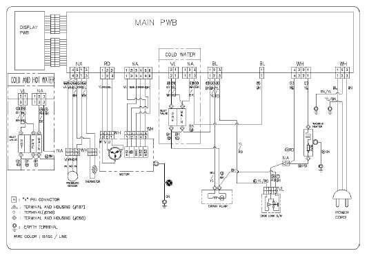 Lg Washing Machine Wiring Diagram, Lg, Free Engine Image