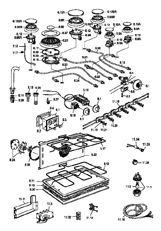 delonghi oven wiring diagram