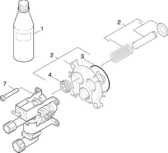 Accessoires Karcher K2 01